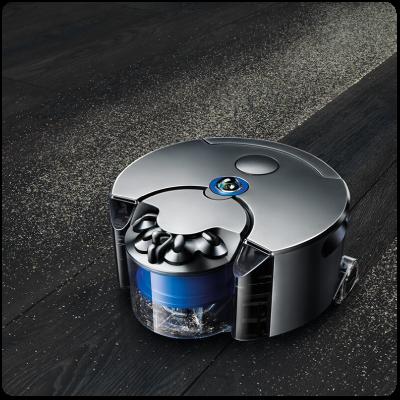 eficienta aspirator robot