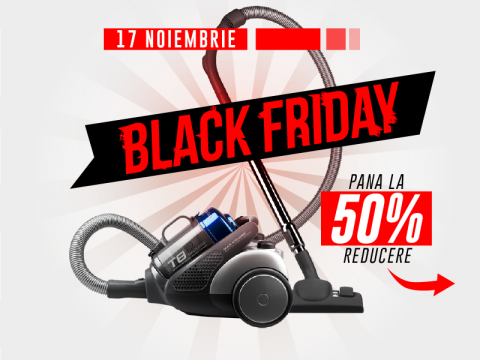 Aspirator Black Friday 2017